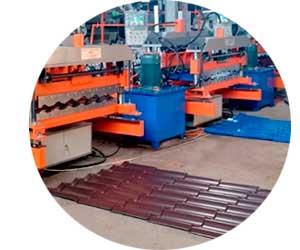 Выбор помещения для производства металлочерепицы