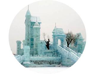 Начало бизнеса по созданию ледяных замков