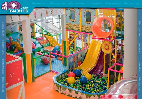 Детский комплекс бизнес план дальний восток бизнес план