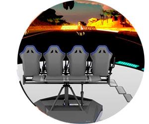 Интерактивный кинотеатр exofilm как бизнес идея