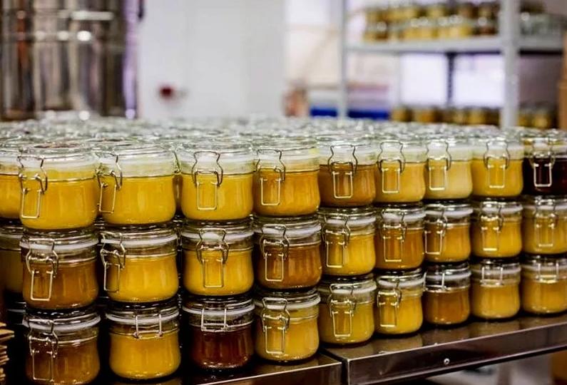 Расфасовка меда по стеклянной или пластмассовой таре