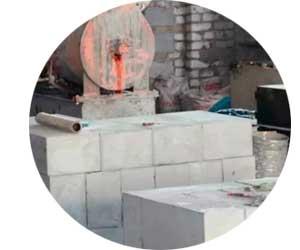 Производство пено- и шлакоблоков