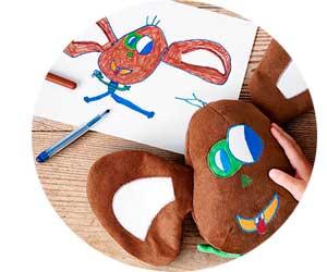 Создание детских игрушек