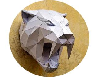Как создать полигональные скульптуры?