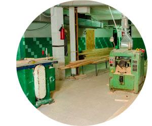 Изготовление стройматериалов