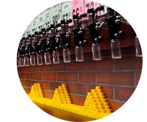 Магазин с пивом на разлив