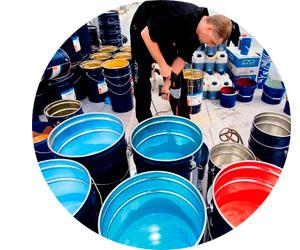 Производство лака и краски