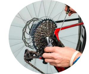 Ремонт велосипедов и мотоциклов