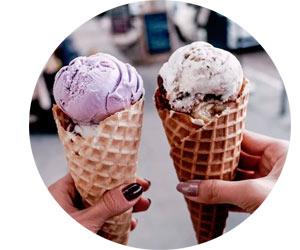 Двойное мороженое