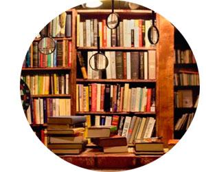 Книжный магазин с одной книгой