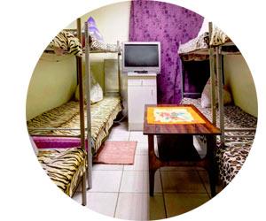 Комфортабельные молодежные общежития