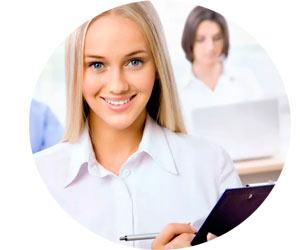 Менеджер для работы с клиентами