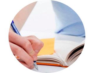 Написание научных работ в виде дипломов