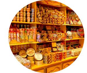 Персонифицированный магазин для сладкоежек