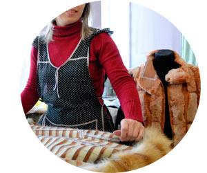 Пошив меховой одежды