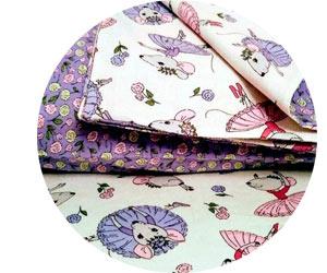 Пошив постельного белья для детей и взрослых