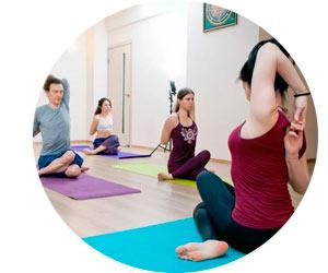 Проведение курсов по йоге и медитации