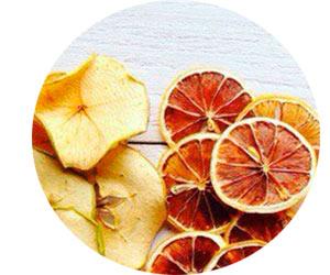 Расфасовка фруктовых долек