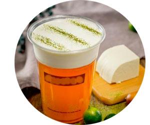 Реализация сырного чая