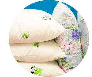 Реставрация подушек или одеял