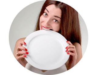 Съедаемая посуда