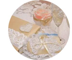 Создание свадебных мелочей для оформления