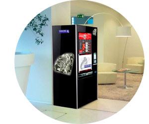 Торговый автомат ювелирных изделий
