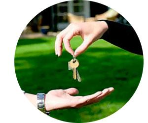 Услуг по присмотру за частными домами и квартирами в период отсутствия хозяев