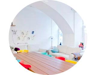 2 в 1: женский коворкинг и детская комната