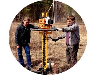Геологическое исследование и бурение скважин