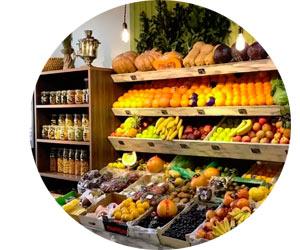 Магазин здоровой пищи