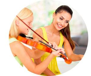 Преподаватель музыки