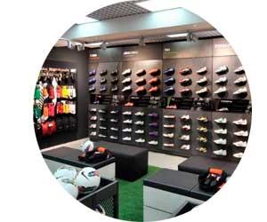 Открытие магазина товаров для спорта