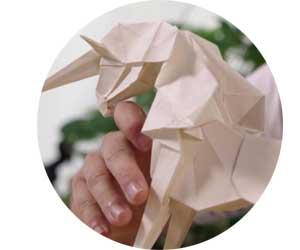 Заработок на своем увлечение оригами
